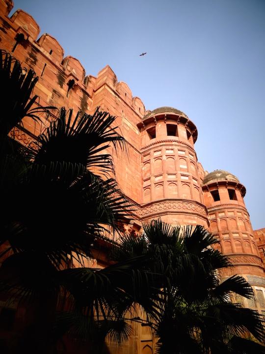 Agra Inde Fort