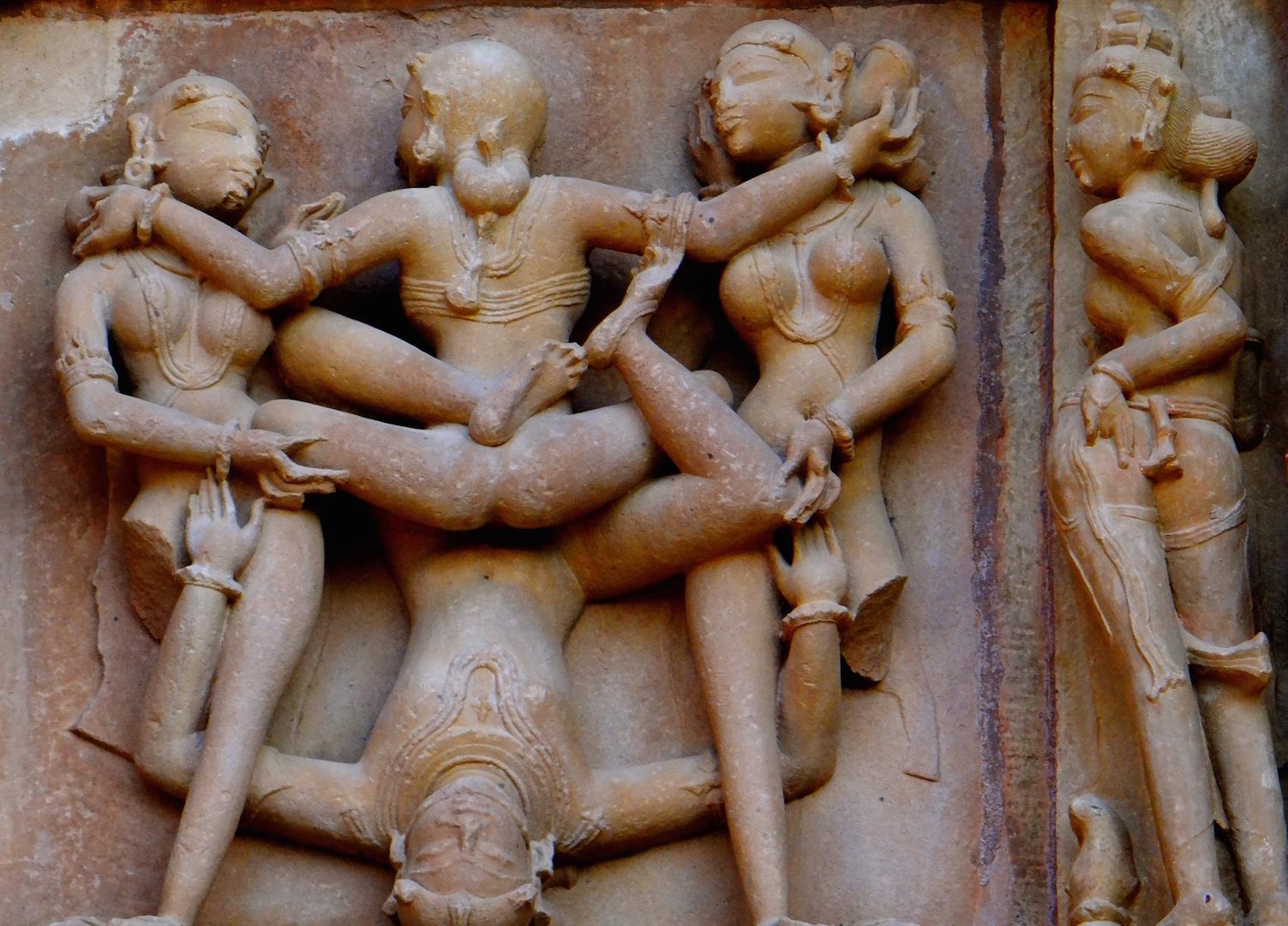 Khajuraho Temples Kamasutra