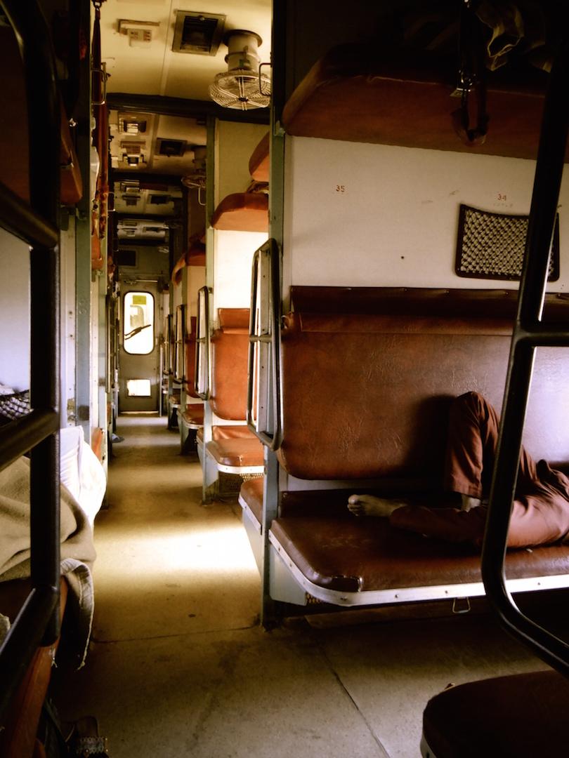 Train Inde Jaipur Khajuraho Agra