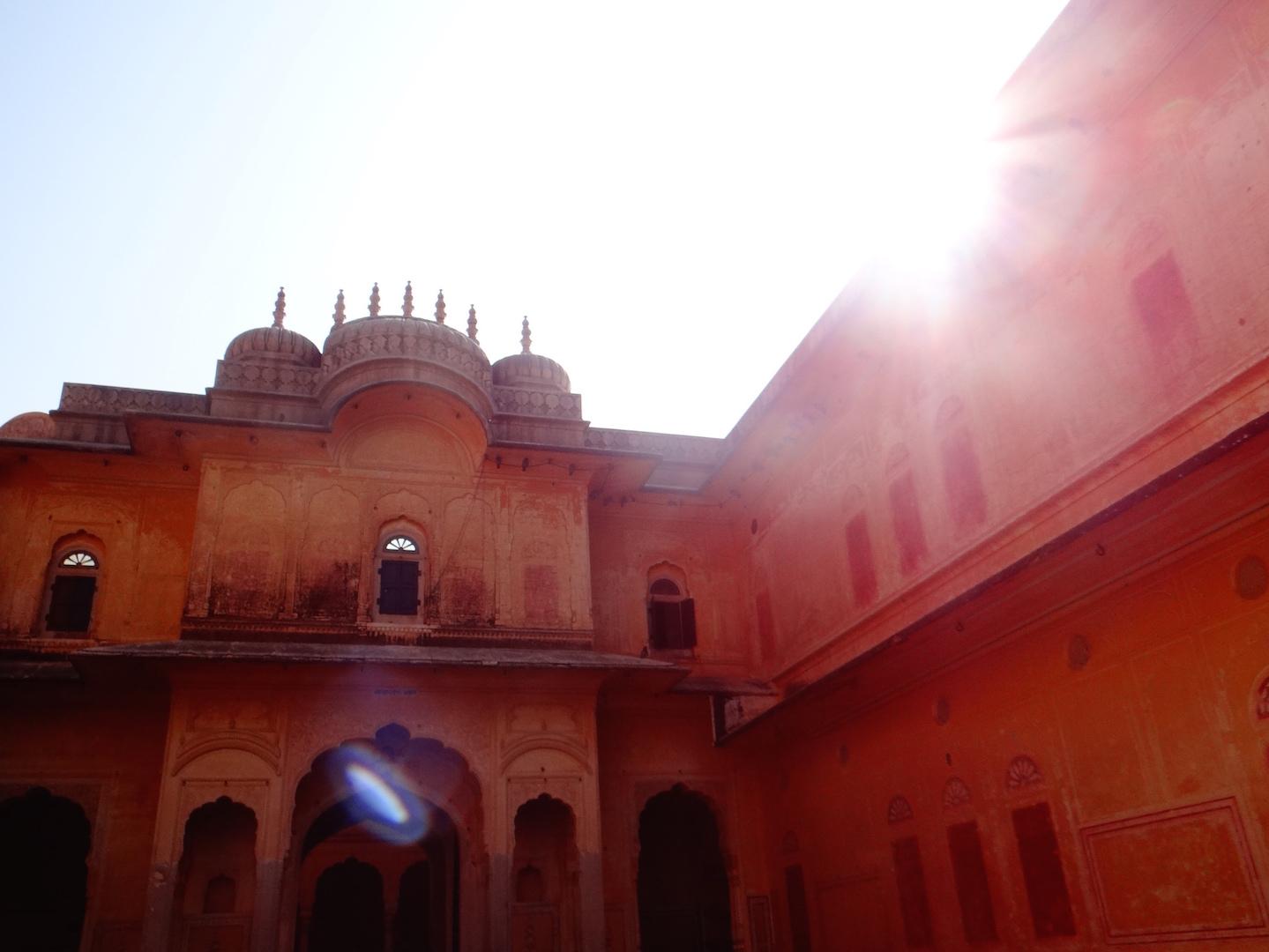 Jaipur Rajasthan Inde Inde du Nord Nahargarh Fort Tiger Fort