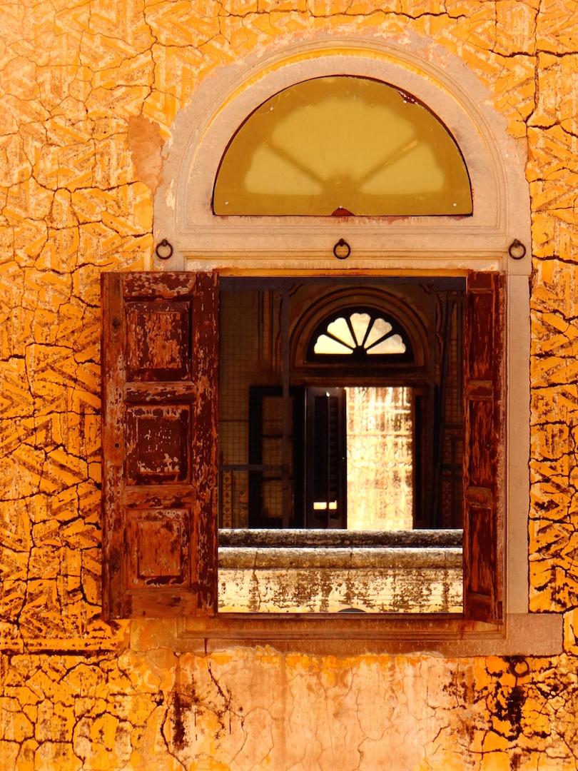Jaipur Inde Rajasthan Tiger Fort Nahargang Ville Rose