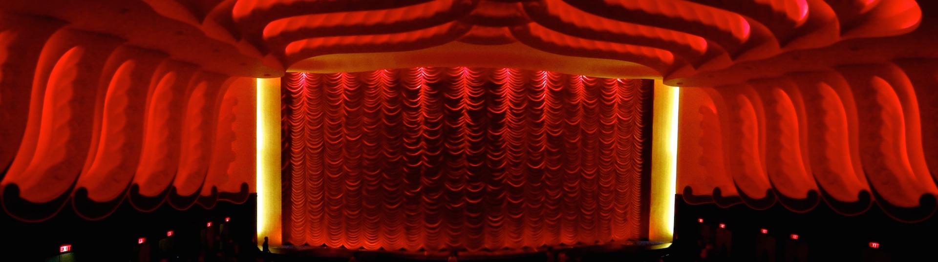 Raj Mandir Cinema, Jaipur, Rajasthan, Inde, Inde du Nord