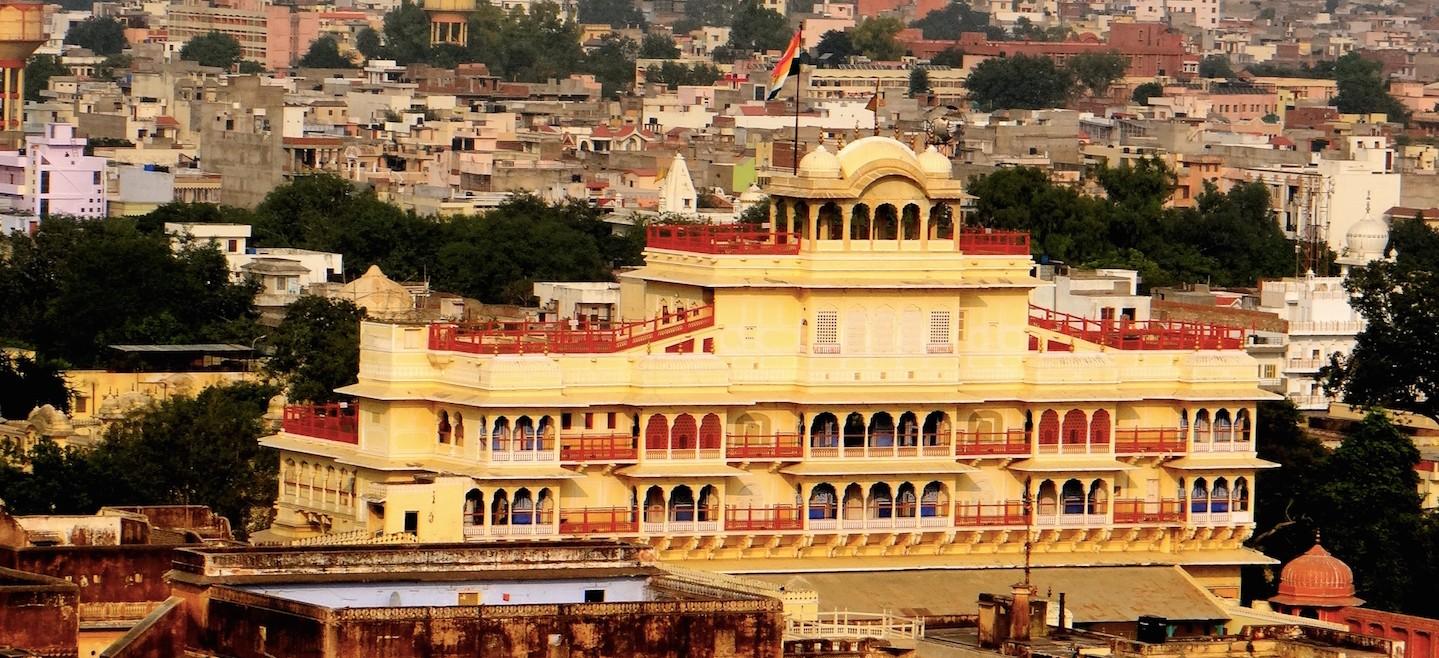 City Palace, Jaipur, Rajasthan, Inde, Inde du Nord