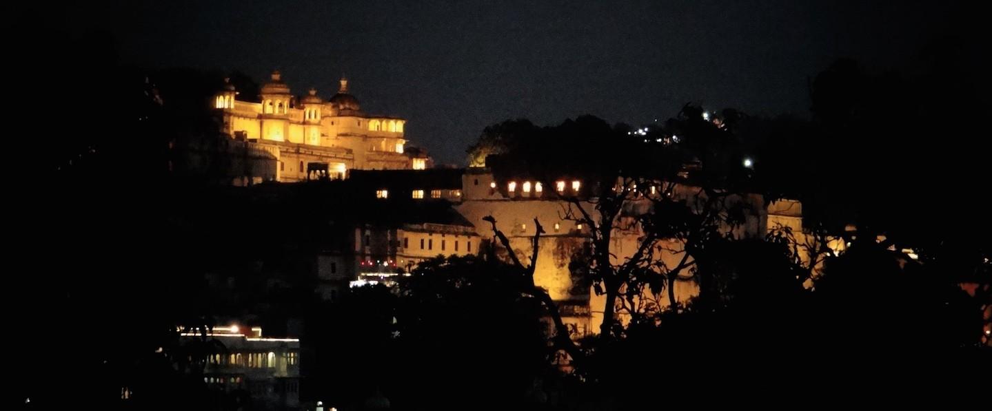 Udaipur Rajasthan Inde Inde du Nord City Palace