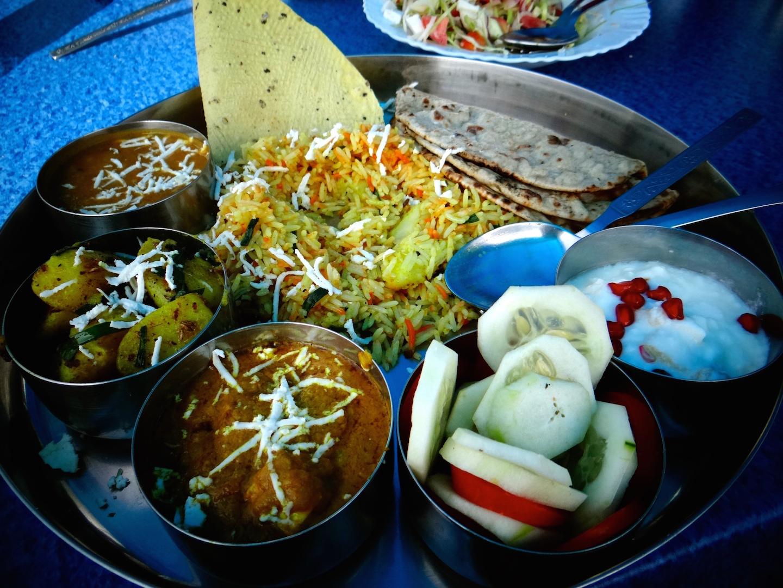 Inde nourriture
