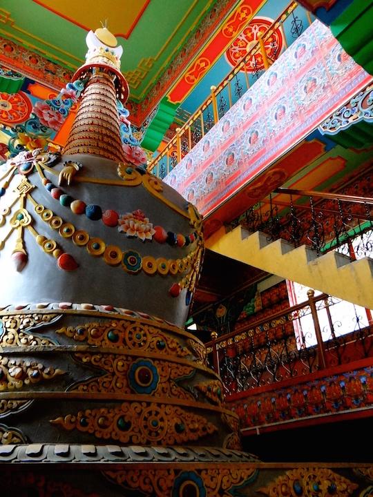 McLeod Ganj Temple