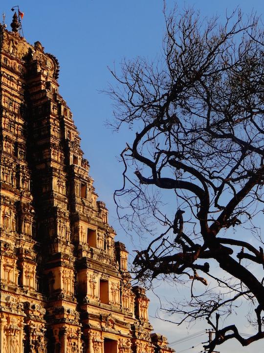 Temple de Virupaksha