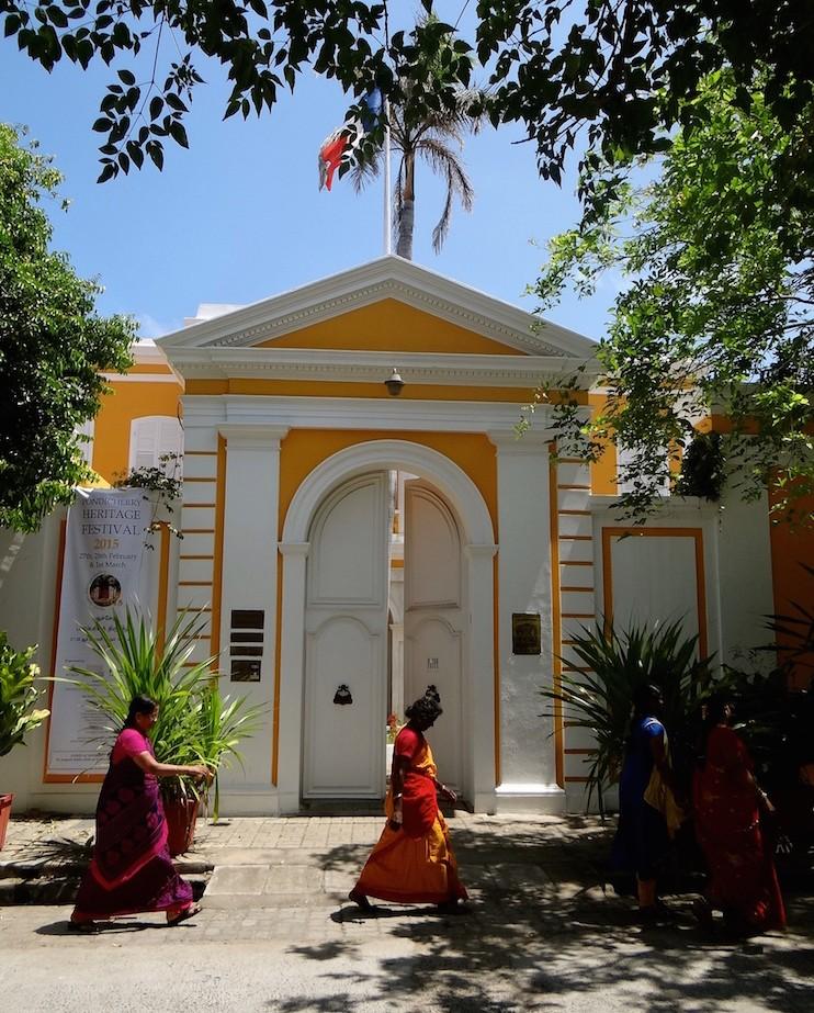 Institut Français, Pondichéry