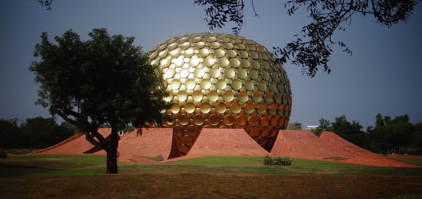 Auroville Pondichéry