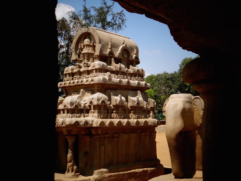 Mamallapuram Pondichéry Temples